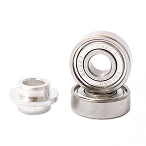 Stunt Scooter / Skateboard Wheel Bearing Set