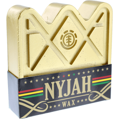 Element Skateboards Nyjah Crown Wax, Gold