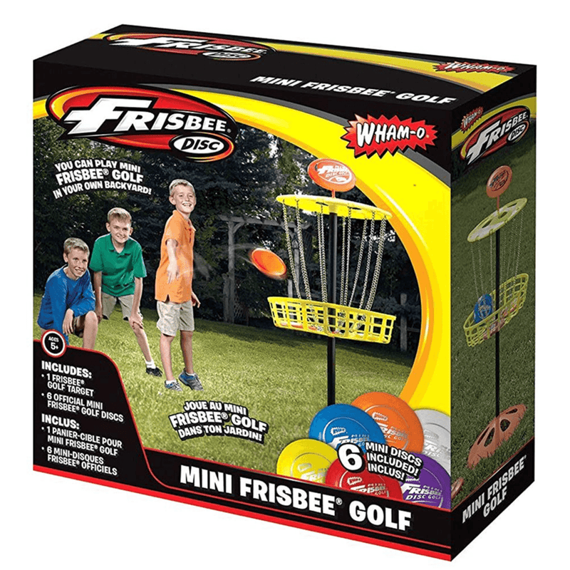 FRISBEE Mini Frisbee Golf Set Toys frisbee