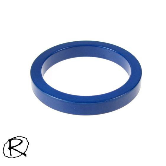Rampworx 5mm Scooter Fork Spacer, Blue BMX Rampworx
