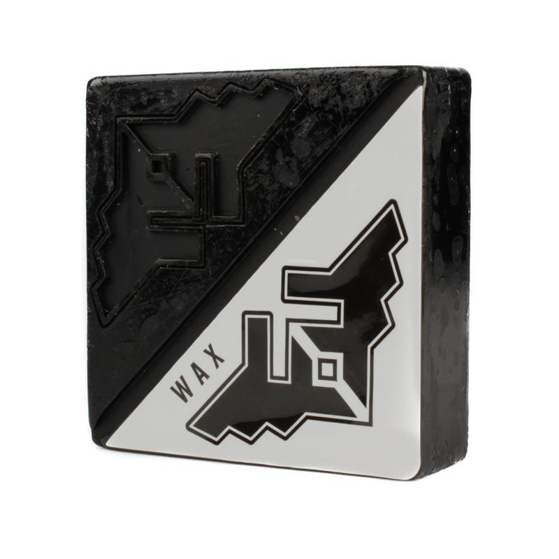 Fracture Skateboards Wings Wax, Black Wax Fracture