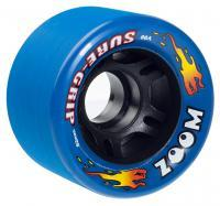 Suregrip Quad Wheels Zoom 96A (8 - Pack), Blue Quad Skates SureGrip
