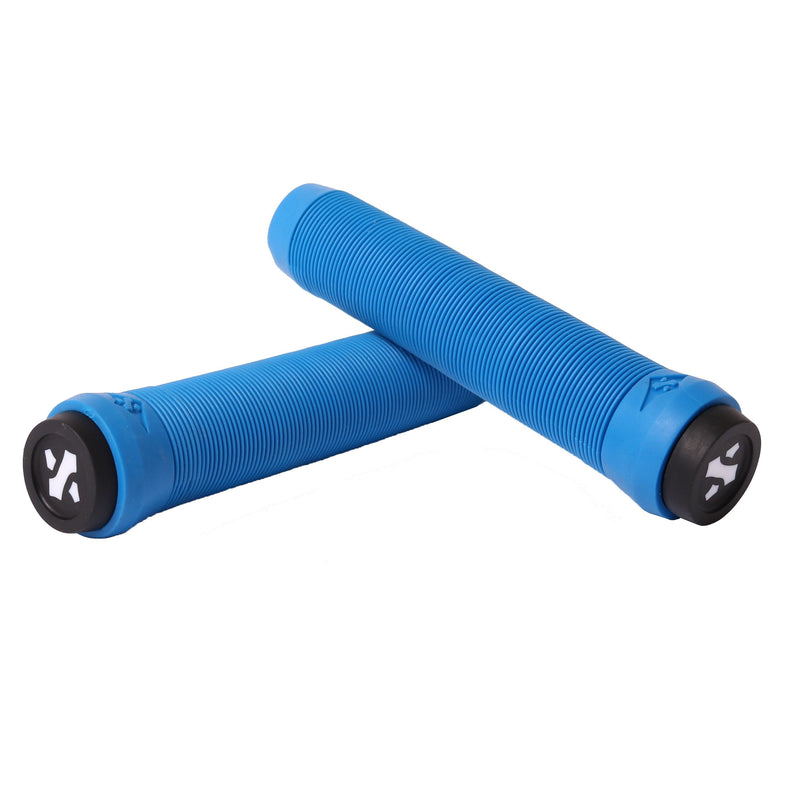 Sacrifice Stunt Scooter Grips, Blue BMX Sacrifice
