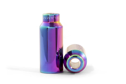 Slamm Scooter Cylinder Stunt Pegs - Neochrome