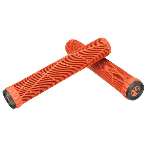 Addict Scooters OG Stunt Scooter Grips, Blood