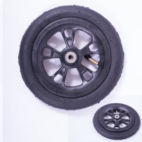 Micro Scooters Monster 200mm Scooter Wheel With Tyre, Black