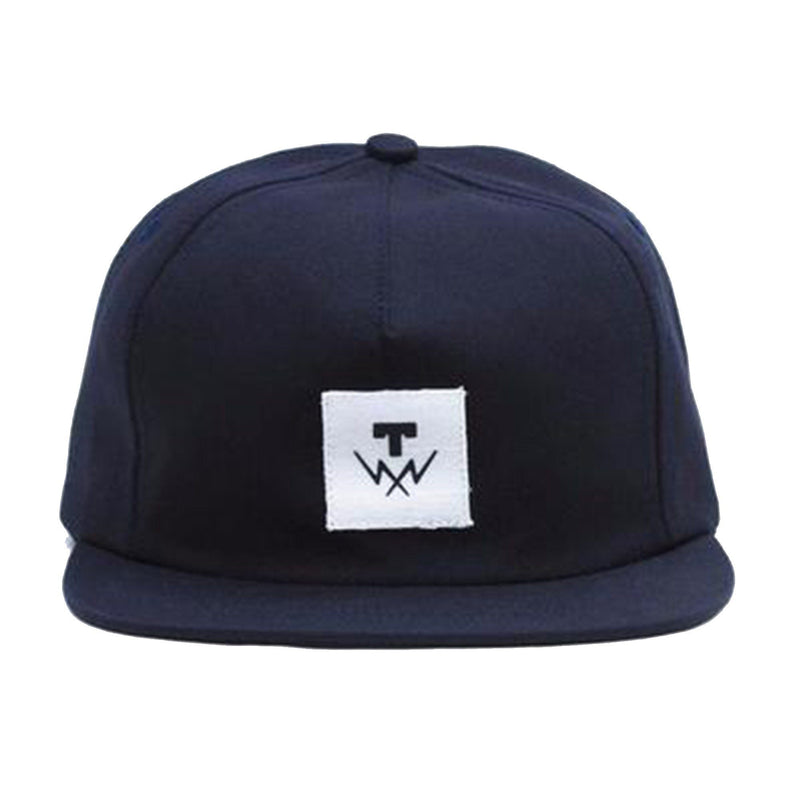 Tilt Snapback, Navy Clothing Tilt