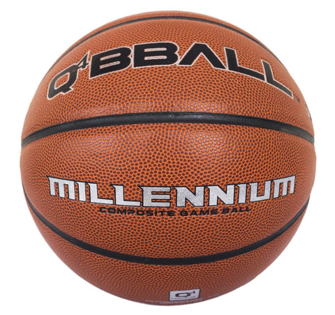 Q4 Millennium Basketball Composite Game Ball - Size 7