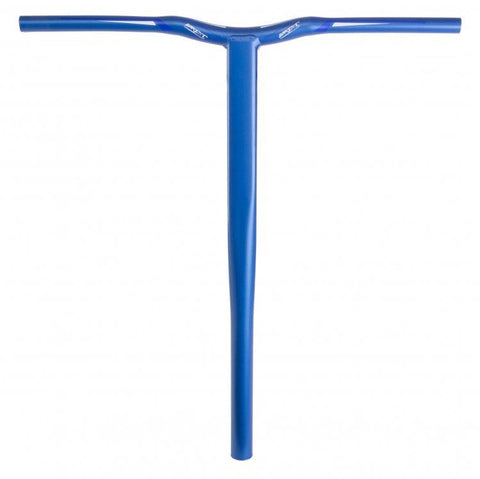 Grit Scooters Battle Bars, Alloy Vivid Blue, 610W x 680H