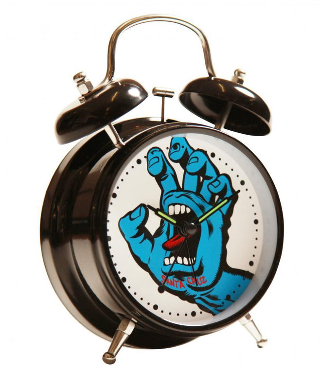 Santa Cruz Alarm Clock Screaming Hand Accessories Santa Cruz