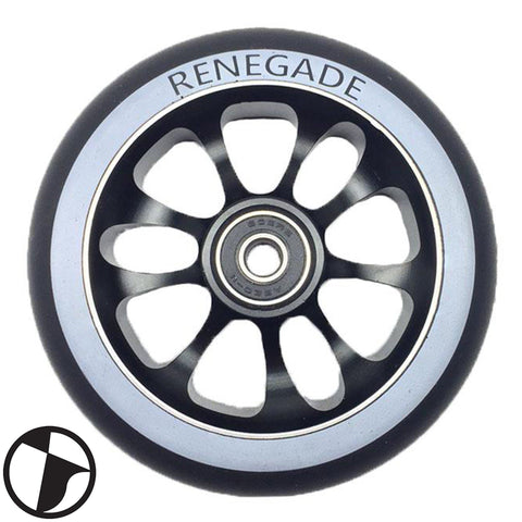 TSI Scooters Renegade Stunt Scooter 110mm Wheel, Black