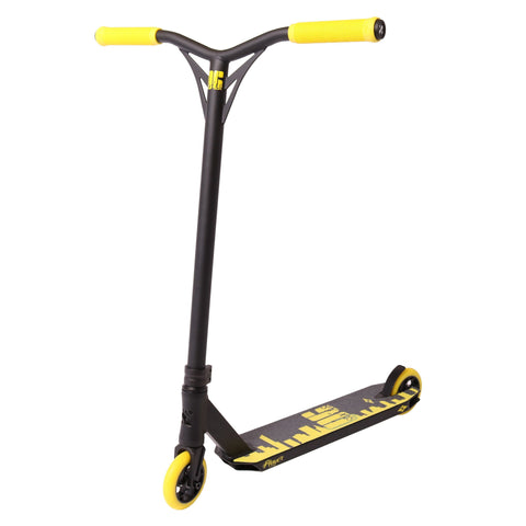 Sacrifice OG Player Complete Stunt Scooter, Black/Yellow