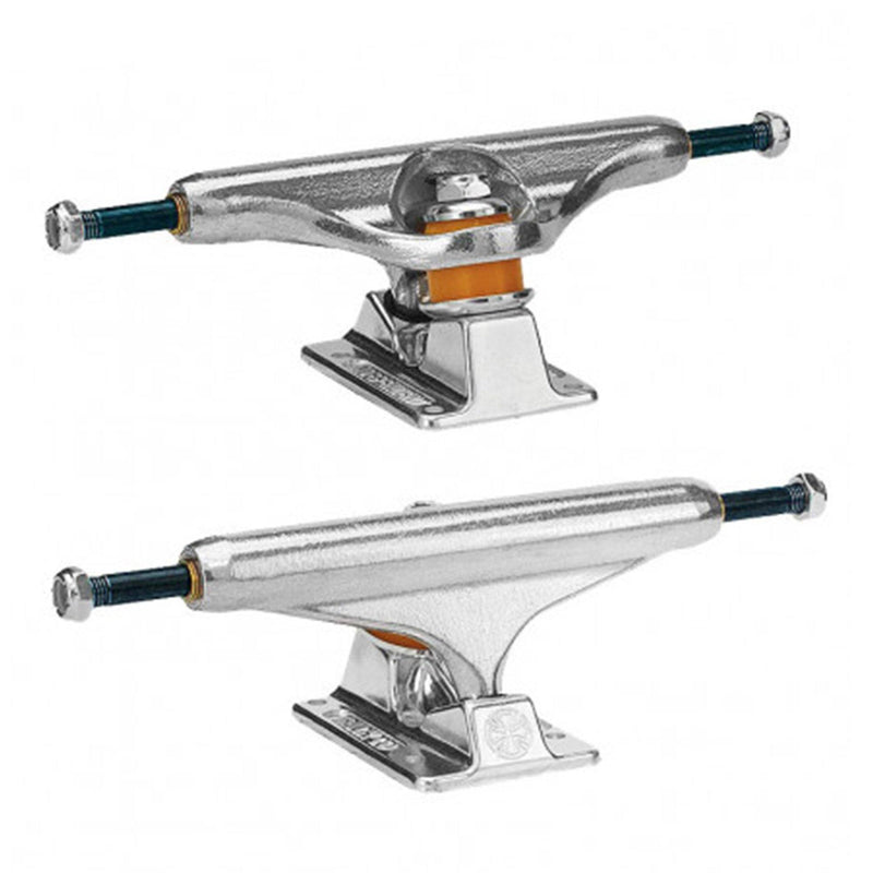 Independent Trucks Stage 11 169mm Trucks, Polished Skateboard Independent