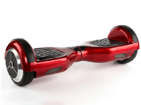 iSkute Electric Segway Balance Board, Red Accessories vendor-unknown