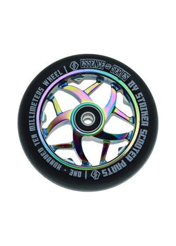 Striker Scooters Stunt Scooter Wheel 110mm, Neo Chrome