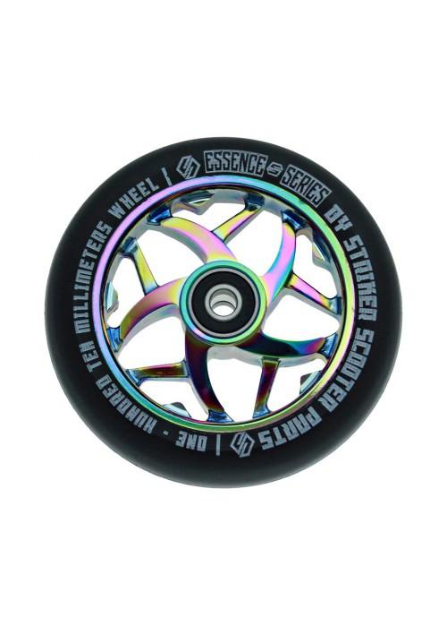 Striker Scooters Stunt Scooter Wheel 110mm, Neo Chrome Stunt Scooter Striker