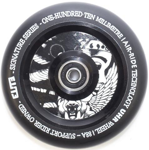 Elite Air Ride Scooter Wheel 110mm, Black