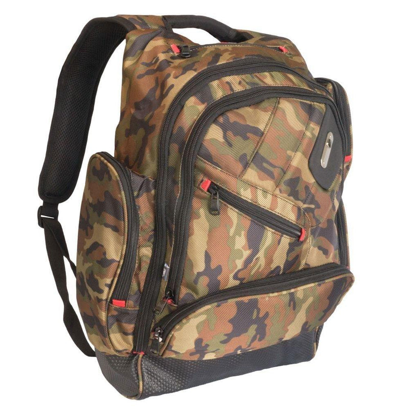 FUL Maverick Backpack Camo Accessories FUL