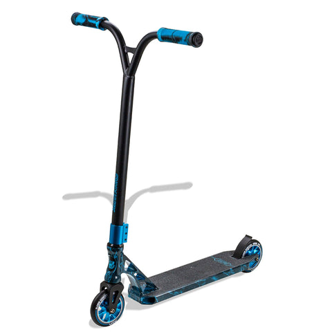 Slamm Scooters Urban VII Complete Stunt Scooter, Hydro Blue