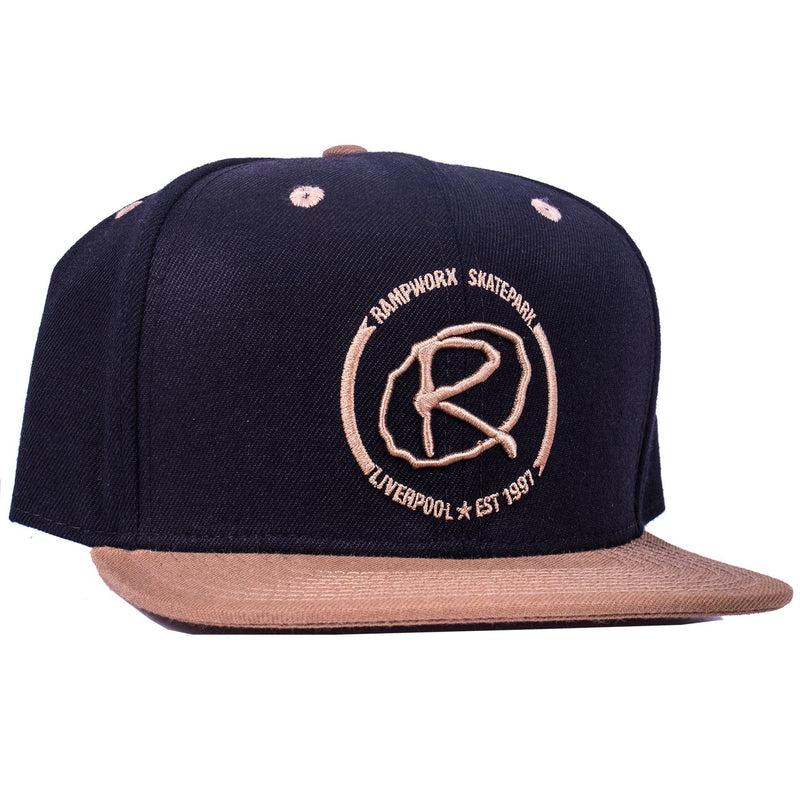 Rampworx-Snapback-Brown-Main