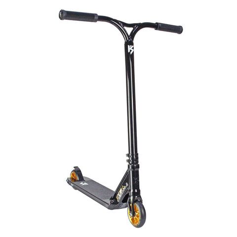 KOTA Scooters Icon Complete Stunt Scooter, Black