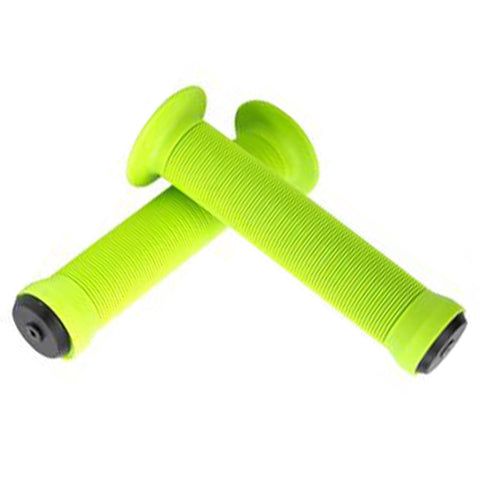 Eco Stunt Scooter Grips, Green