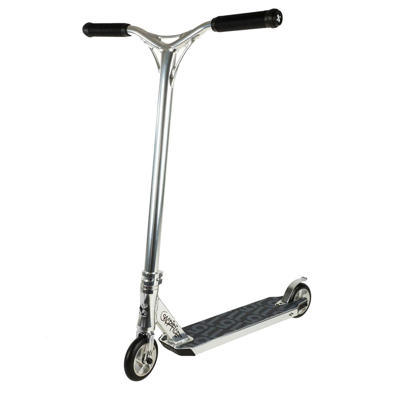 Sacrifice Scooters Flyte 115 Complete Stunt Scooter, Chrome Stunt Scooter Sacrifice