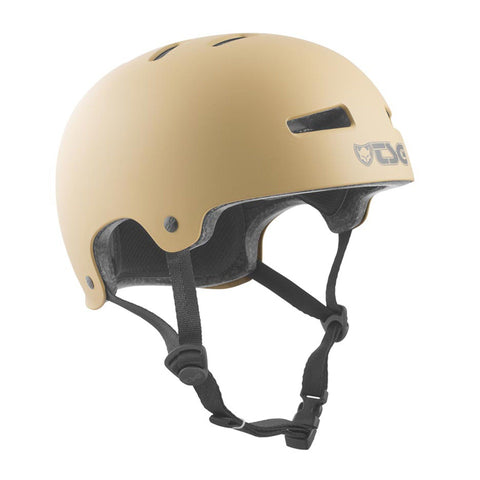TSG Protection Evolution Skate/BMX Helmet, Macchiato
