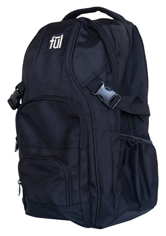 FUL Everyman Backpack Black