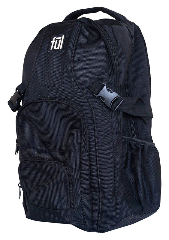 FUL Everyman Backpack Black Accessories FUL