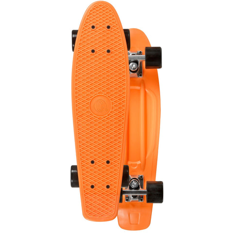 Choke Vinyl Penny Skateboard - Orange
