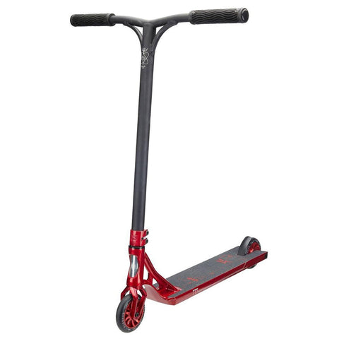 AO Quadrum 2 Complete Stunt Scooter, Red
