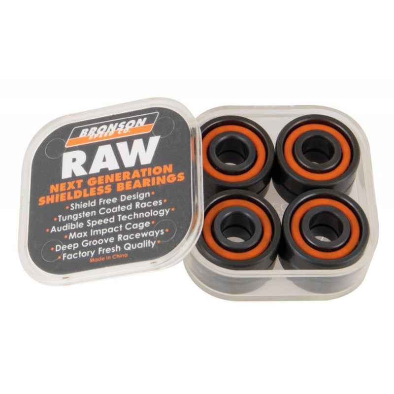 Bronson Speed Co. RAW Bearings Skates Bronson