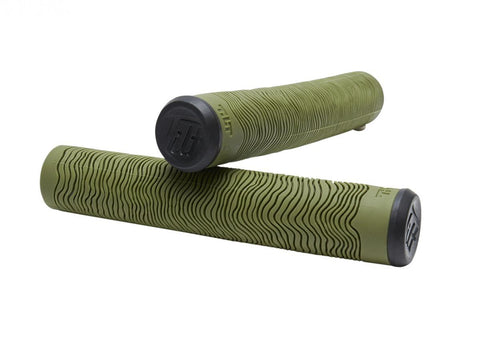 Tilt Topo Scooter Grips - Army Green