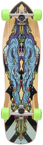 Lush Longboards Throttle, Blue