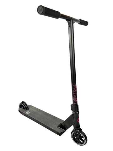 District Titan Complete Stunt Scooter - Black