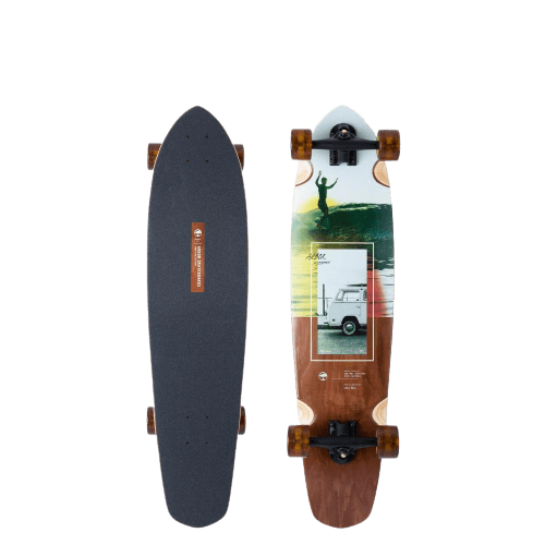 "Arbor Performance Photo Mission Complete Longboard, 35"" longboards Arbor"