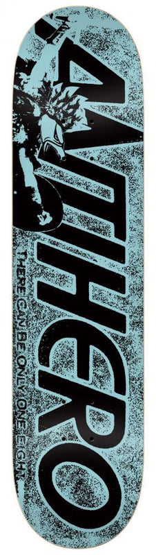 Anti Hero Skateboards Highlander Deck 8.25 Scooter Decks Anti Hero
