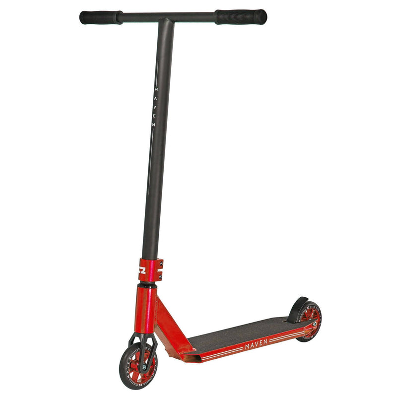 AO Scooters Maven Complete Stunt Pro Scooter - Red