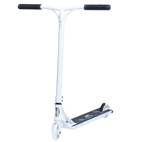 AO Quadrum 2 Complete Scooter 2018 - White