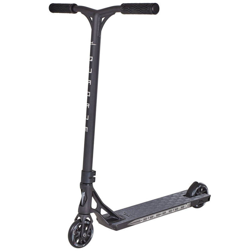 AO Scooters Quadrum 3 Complete Stunt Scooter, Black