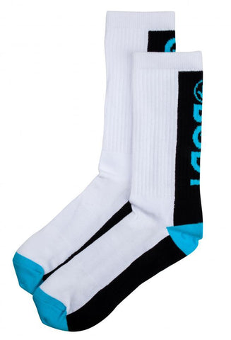 Body Glove Socks Bold Sock, White
