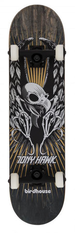"Birdhouse Skateboards Stage 3 Complete Skateboard 7.75"" Hawk Wings"