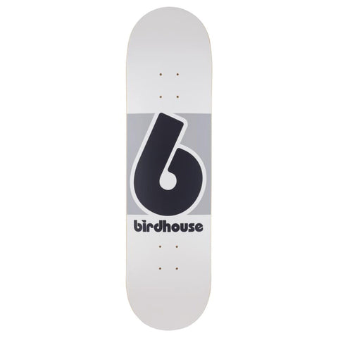 Birdhouse Skateboards Logo Block Skateboard Deck 8.25