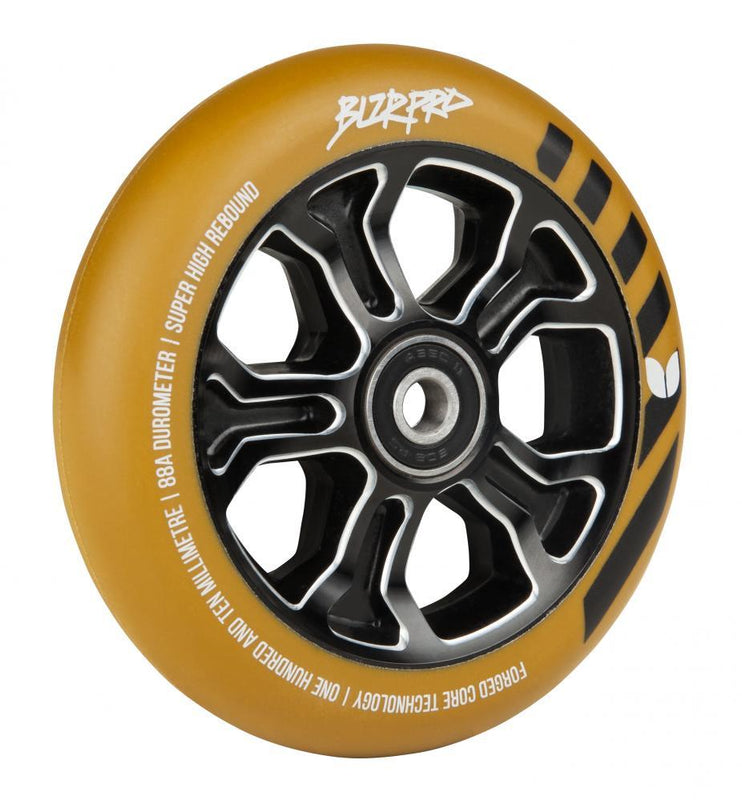 Blazer Pro Scooter Wheel Rebellion Forged 110mm - Gum/Black Scooter Wheels Blazer Pro
