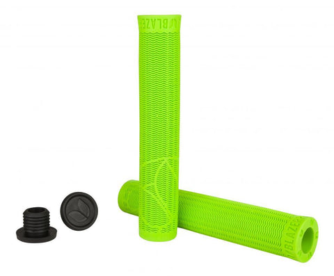 Blazer Pro Scooters Calibre Stunt Scooter Grips, Green
