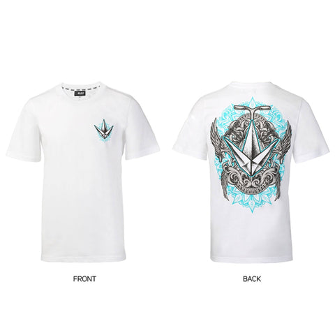 Blunt Faith T-Shirt, White