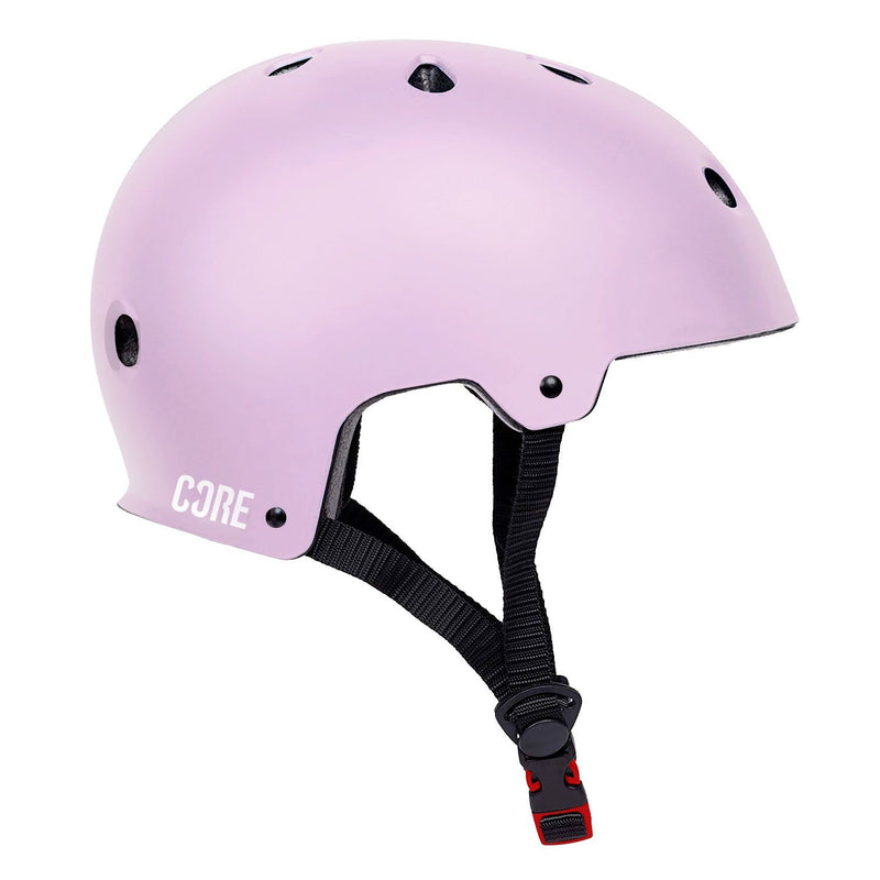 CORE Basic Skate Helmet - Pink Protection CORE