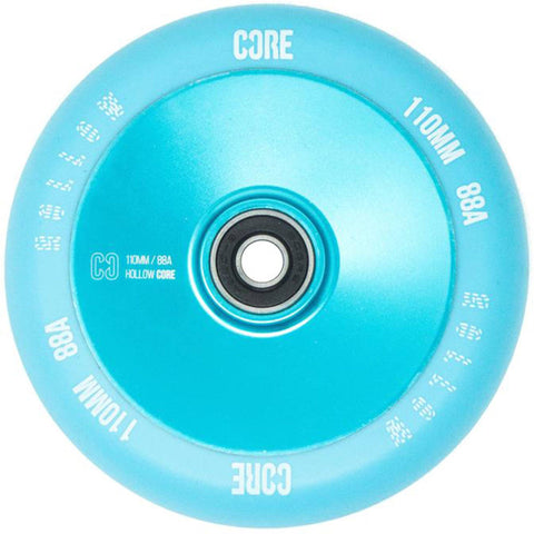 CORE Hollow Stunt Scooter Wheel V2 110mm - Mint Blue