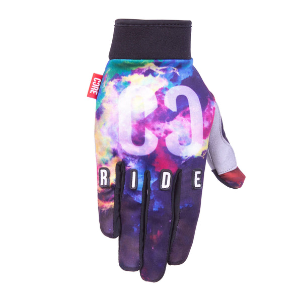 CORE Protection Gloves - Neon Galaxy